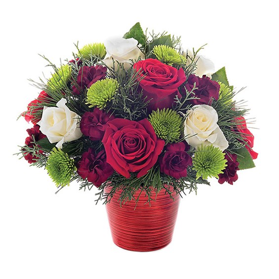 """Naughty & Nice"" flower bouquet (BF69-11KM)"